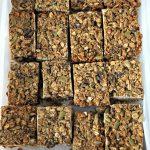 Healthy Vegan Protein Granola Bars