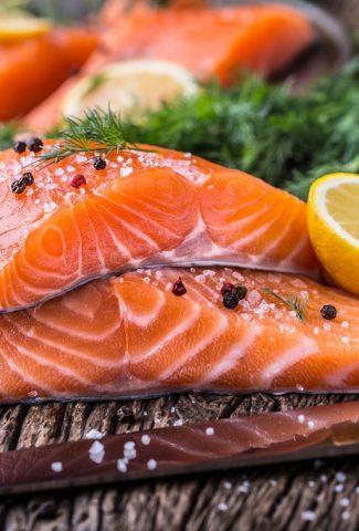 Salmon - super foods