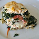 Salmon Lasagna With A Butternut Squash Option